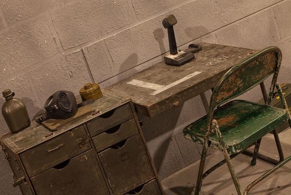 Military Bunker (PanIQ Escape Room) Escape Room