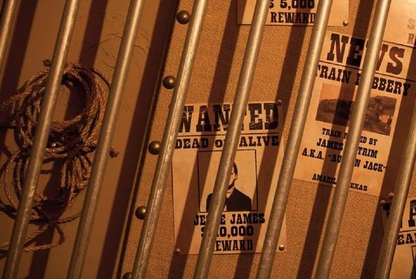 Wild West (PanIQ Escape Room) Escape Room