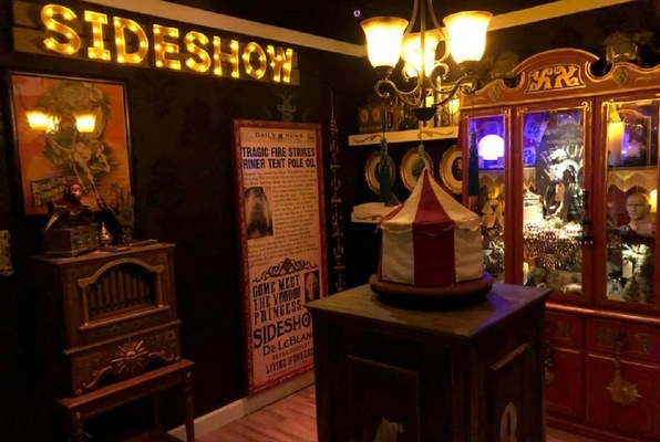 Sideshow: The Mystery of Madame LeBlanc (Escape Room Wisconsin) Escape Room