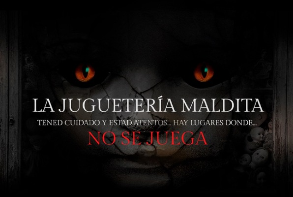 La Juguetería Maldita (The Witching Hour) Escape Room