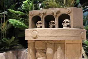 Квест The Tomb of the Gods