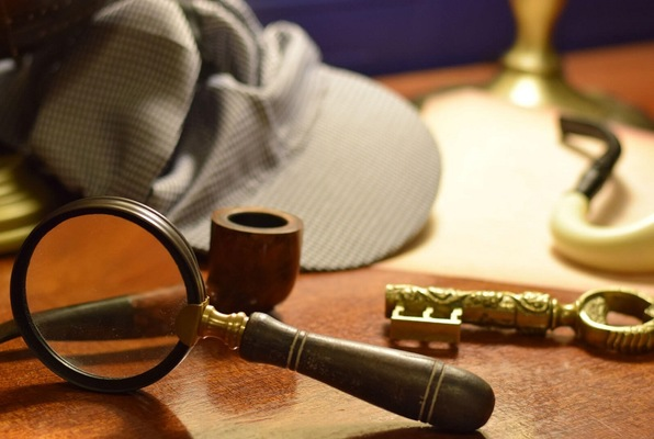 Sherlock Holmes (AdventureRooms) Escape Room