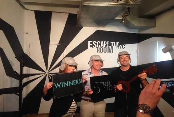 The News Room (Escape the Room Atlanta) Escape Room