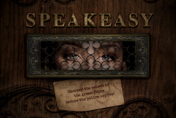 Speakeasy (AdventureRooms) Escape Room