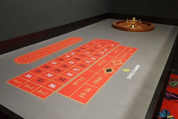From the Casino (The Escape GmbH) Escape Room