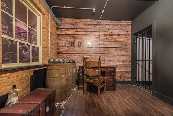Anarchy of the Seas (The Escapologist) Escape Room