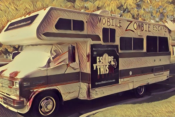 Escape Room Zombie Mobile Escape Room By Escape This Live In Boise