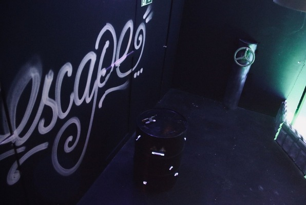 Escape Station (Escape Basel) Escape Room