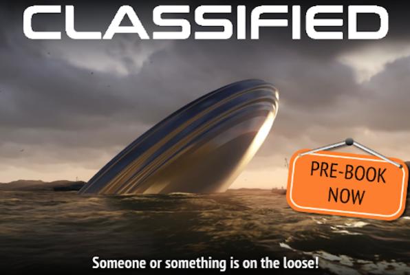 Classified (Escape Plan Live) Escape Room