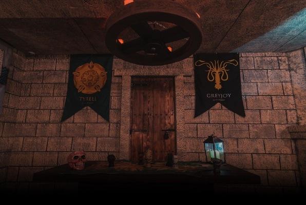 Trono di Spade (Game Over Escape Rooms) Escape Room
