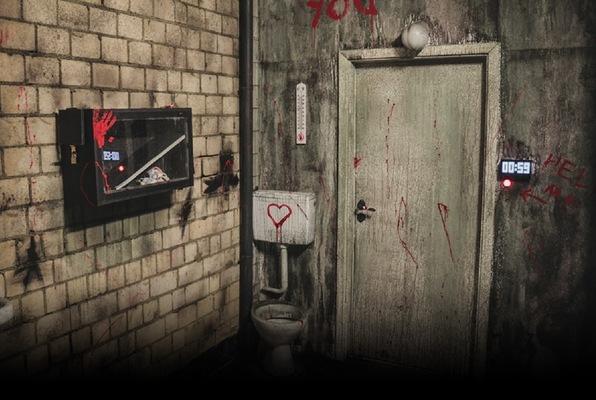 SAW L'Enigmista (Game Over Escape Rooms) Escape Room