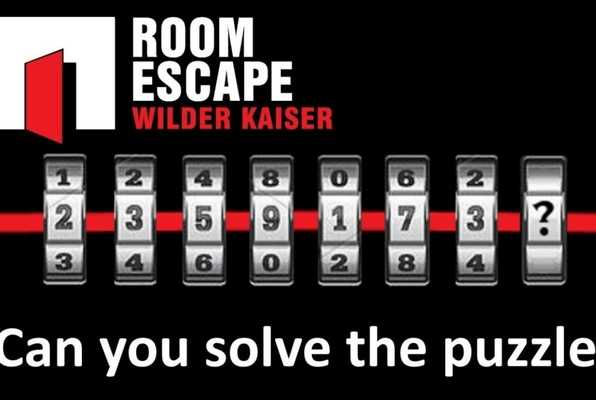 Bunker (Wilder-Kaiser) Escape Room