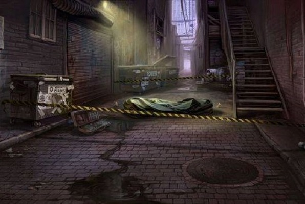 The Back Alley: A Serial Killer Crime Scene Investigation