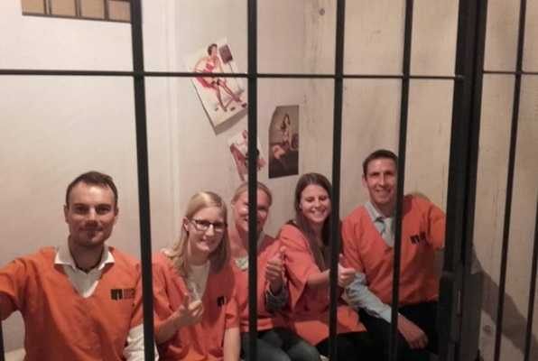 Prison (Wilder Kaiser) Escape Room