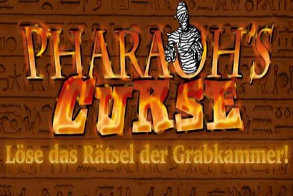 Pharaoh's Curse (Escape Adventures) Escape Room