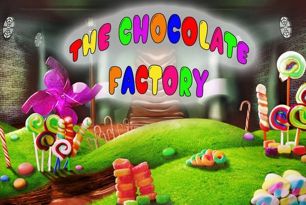 The Chocolate Factory (Escape Time) Escape Room