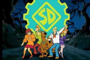Квест Scooby-Doo