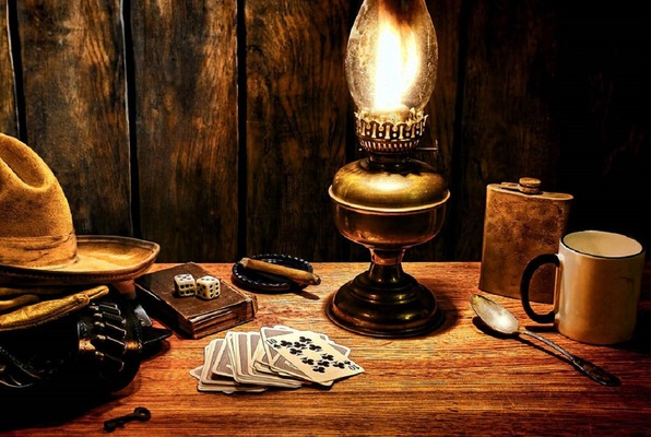 Western (Lockdown Escape Rooms) Escape Room