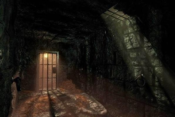 Las Reliquias del Calabozo (SAL SI Puedes ER) Escape Room