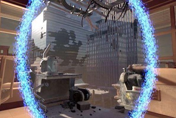 Time Travel Paradox VR