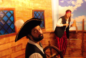 Квест Duo Pirate