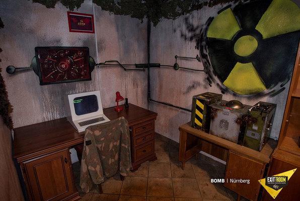Bomb (Exit the Room Wien) Escape Room