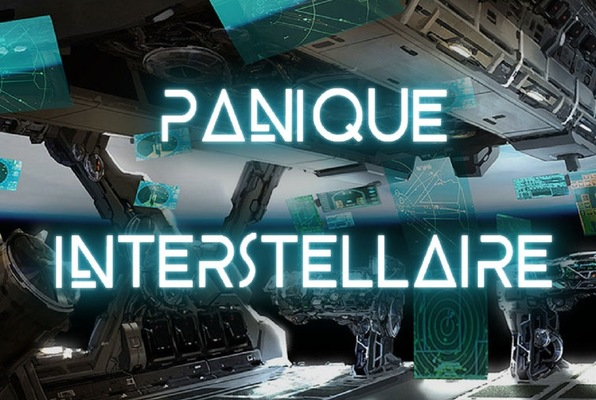 Panique Interstellaire (Impasse) Escape Room