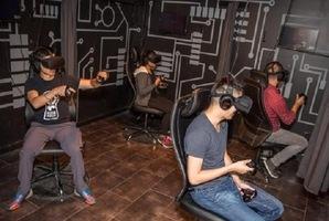 Квест Virtual Reality Decomposed