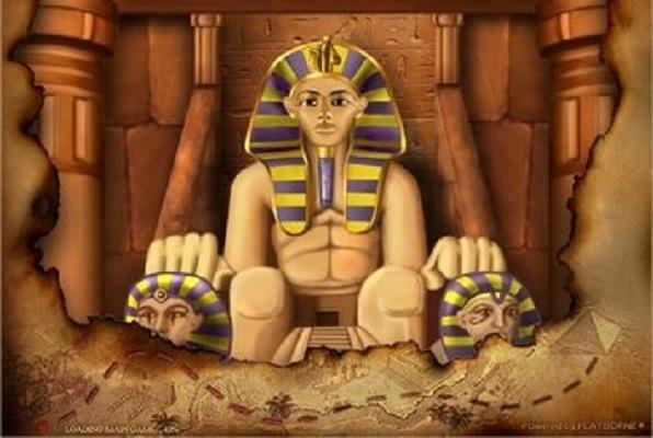 Trésor du Pharaon