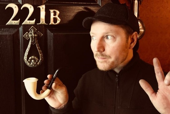 Sherlock Holmes Mystery (Ministry of Cricket & Other Homeless Sports) Escape Room