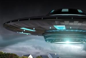 Квест UFO