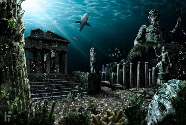 Lost City of Atlantis (House of Enigma) Escape Room