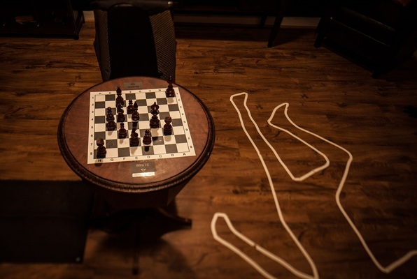 Perfect Crime (PanIQ Escape Room) Escape Room