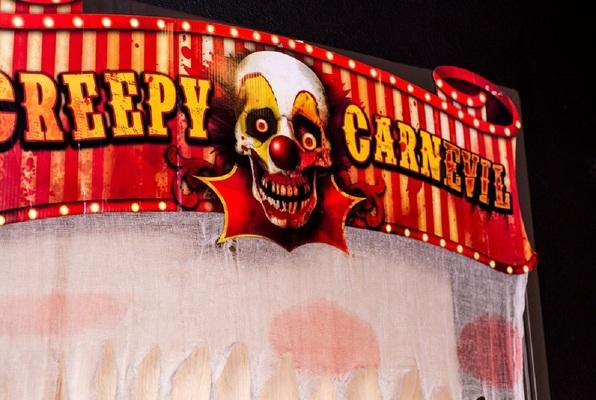 Big Top Horror (Lights Out Escape Rooms) Escape Room