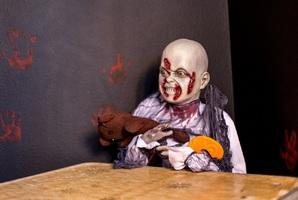 Квест Zombie Nursery