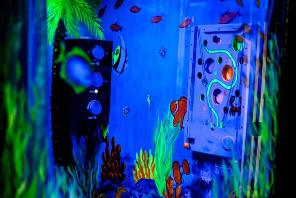 Bowl Voyage (Room Escape DC) Escape Room