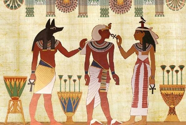 Pharaoh's Crossing