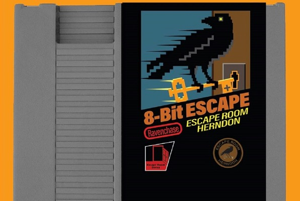 8-Bit Escape (Escape Room Herndon) Escape Room