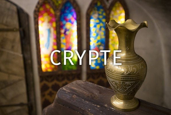 Crypte - L'Antichambre