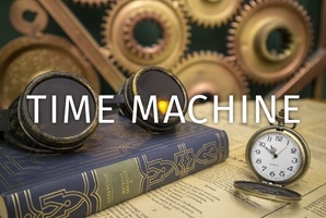 Квест Time Machine - L'Antichambre