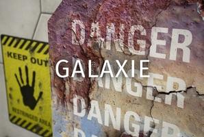 Квест Galaxie - L'Antichambre