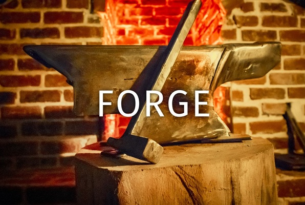 Forge - L'Antichambre