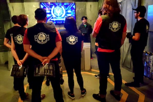 Pacific Rim: Shatterdome Defenders (Real Escape Game) Escape Room