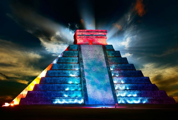 Mayan Temple of Knowledge