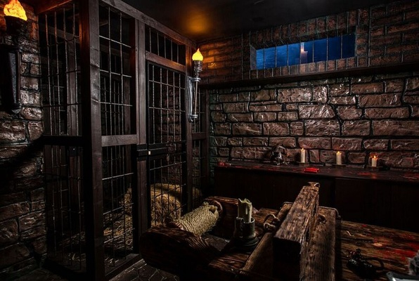 The Prisoner / Bloody Elbow (London Escaped Ltd) Escape Room