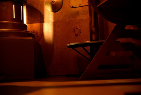 Spaceship (Keywi Escape Game) Escape Room