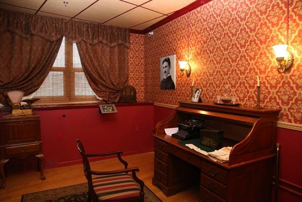 Tesla's Mystery (International Quests Escape Rooms) Escape Room