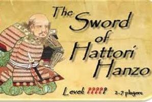 Квест The Sword of Hattori Hanzo