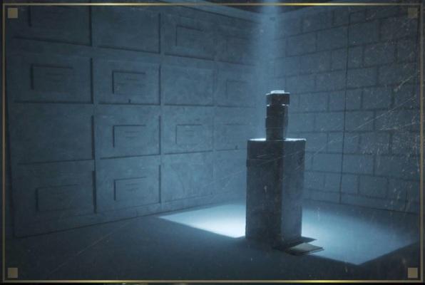 Cursed Crypt (Escape Hotel) Escape Room