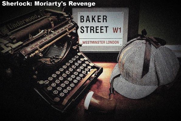 Sherlock: Moriarty's Revenge